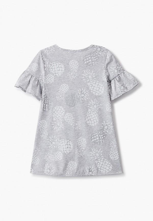 Платья для девочки Youlala цвет серый  Фото 2
