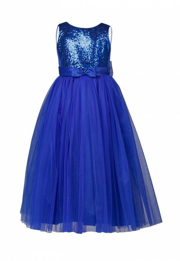 Платья для девочки FansyWay цвет синий
