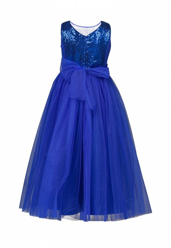 Платья для девочки FansyWay цвет синий  Фото 2