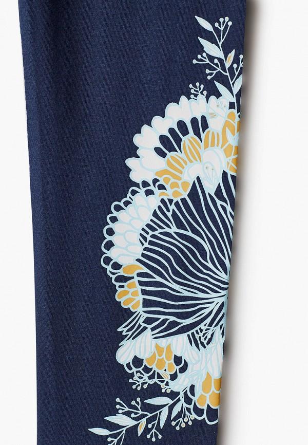 Леггинсы для девочки Outventure цвет синий  Фото 3