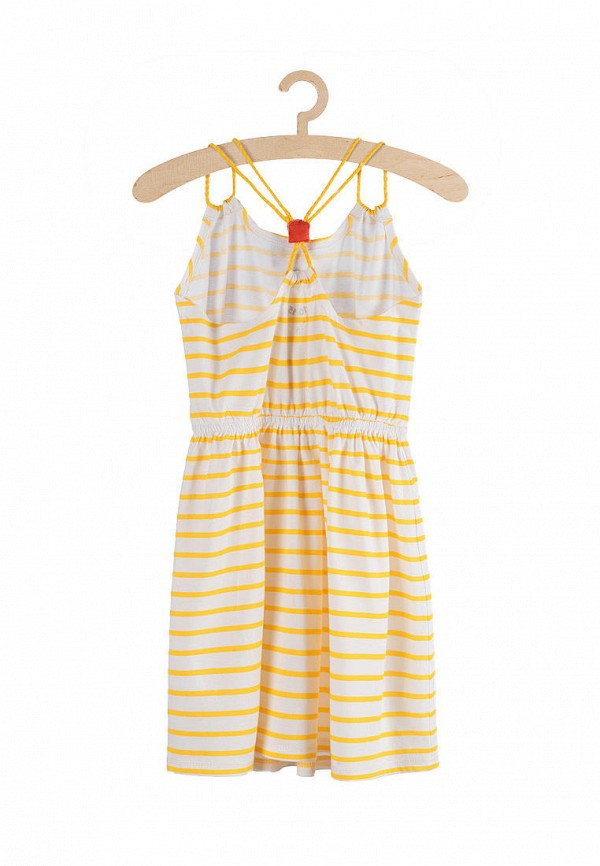 Платья для девочки 5.10.15 цвет желтый  Фото 3