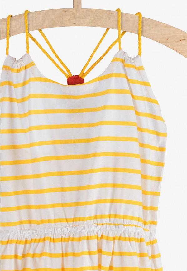 Платья для девочки 5.10.15 цвет желтый  Фото 2
