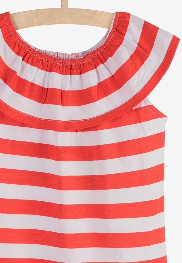 Футболка 5.10.15 цвет красный  Фото 2