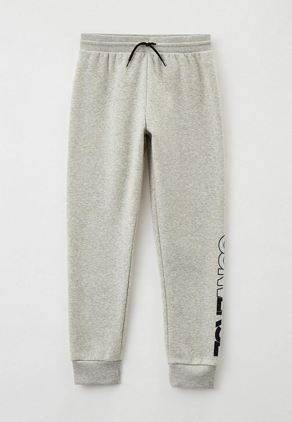 спортивные брюки converse для девочки, серые