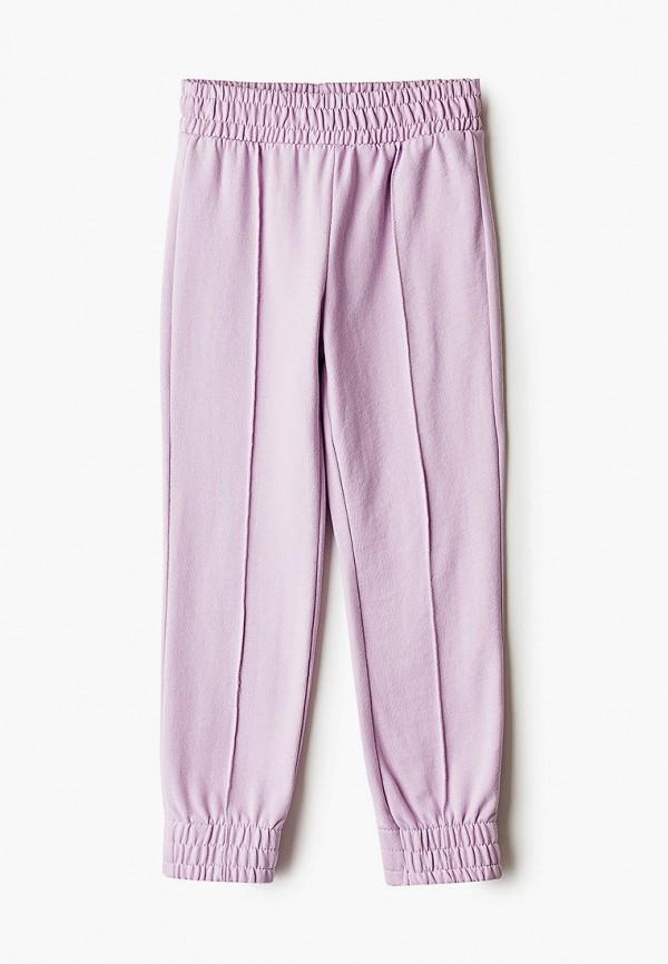 Брюки для девочки DeFacto цвет фиолетовый