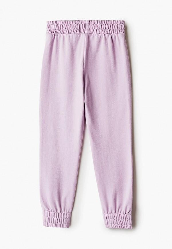 Брюки для девочки DeFacto цвет фиолетовый  Фото 2