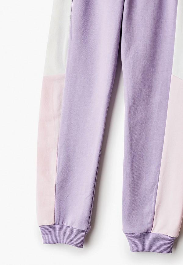 Брюки спортивные для девочки DeFacto цвет фиолетовый  Фото 3