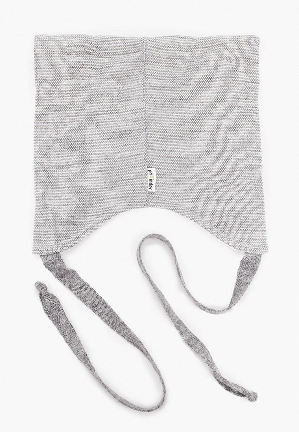 Шапка детская Prikinder цвет серый  Фото 2