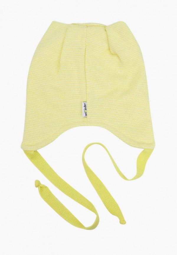 Шапка детская Prikinder цвет желтый  Фото 2