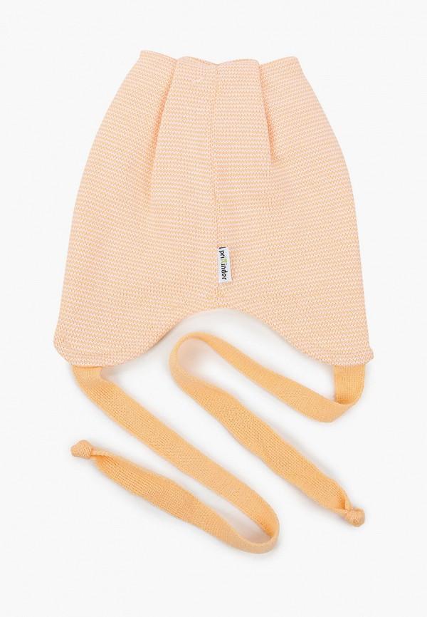 Шапка детская Prikinder цвет оранжевый  Фото 2