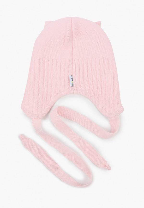 Шапка детская Prikinder цвет розовый  Фото 2