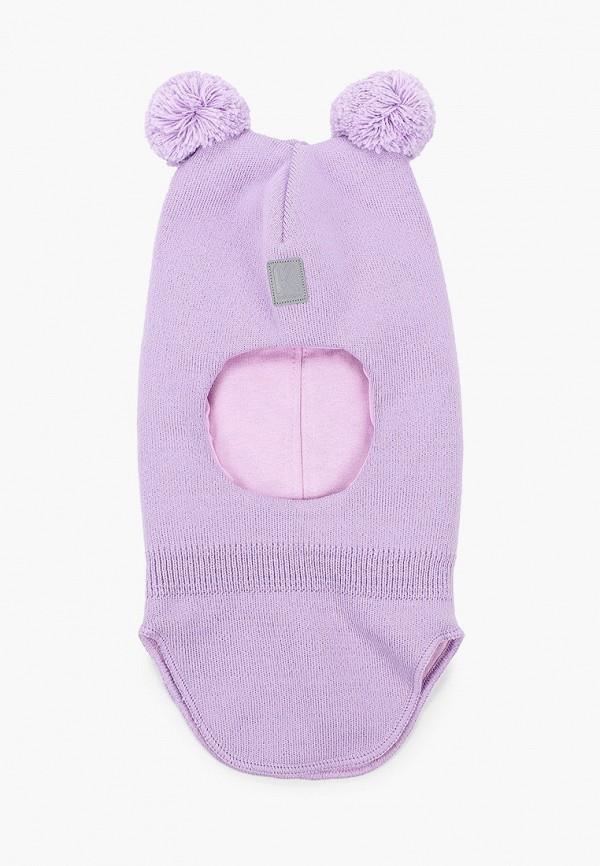 Балаклава Prikinder цвет фиолетовый