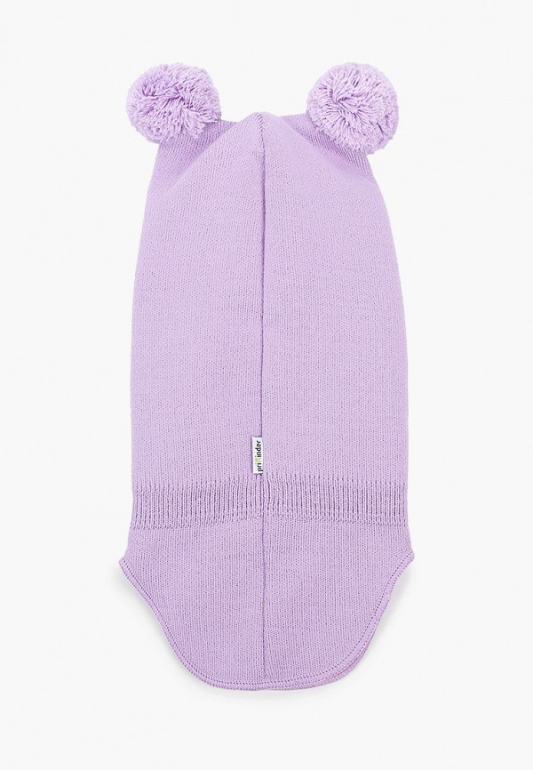 Балаклава Prikinder цвет фиолетовый  Фото 2
