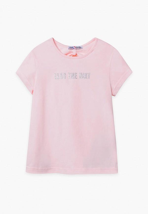 Футболка Bell Bimbo цвет розовый