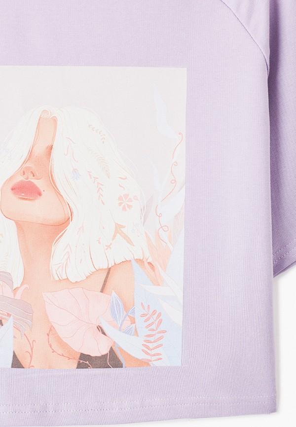 Костюм спортивный для девочки Archyland цвет фиолетовый  Фото 3