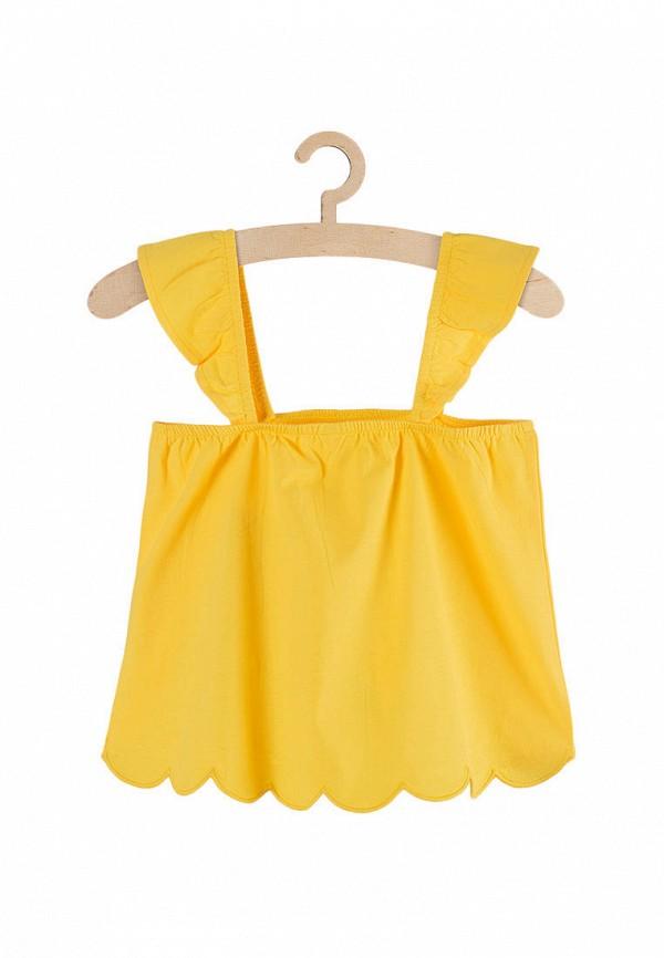 Топ для девочки 5.10.15 цвет желтый  Фото 2