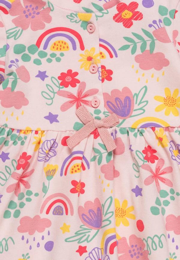 Платья для девочки Artie цвет розовый  Фото 3