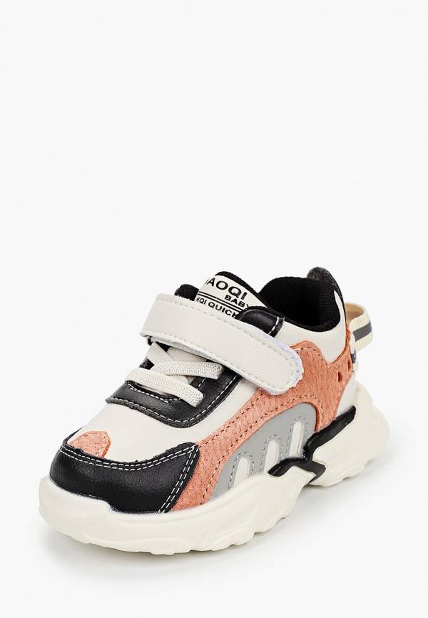 Кроссовки для девочки Капитошка цвет белый  Фото 2
