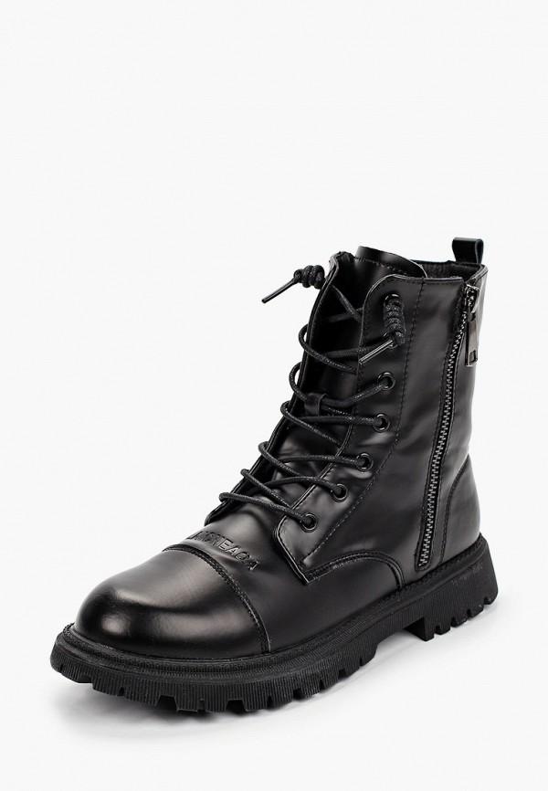 Ботинки для девочки Капитошка цвет черный  Фото 2