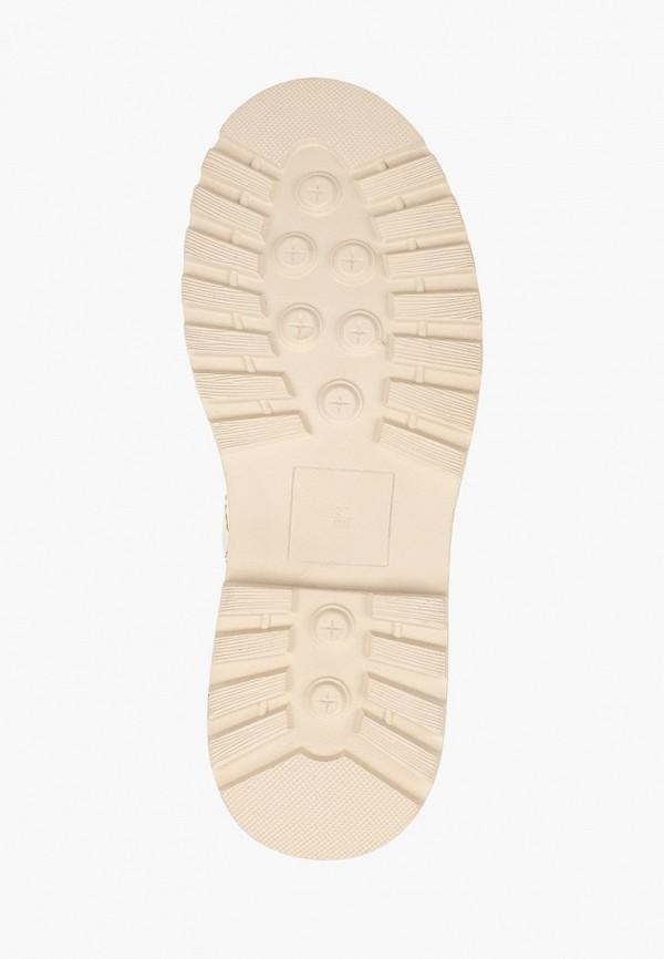 Ботинки для девочки Капитошка цвет бежевый  Фото 5