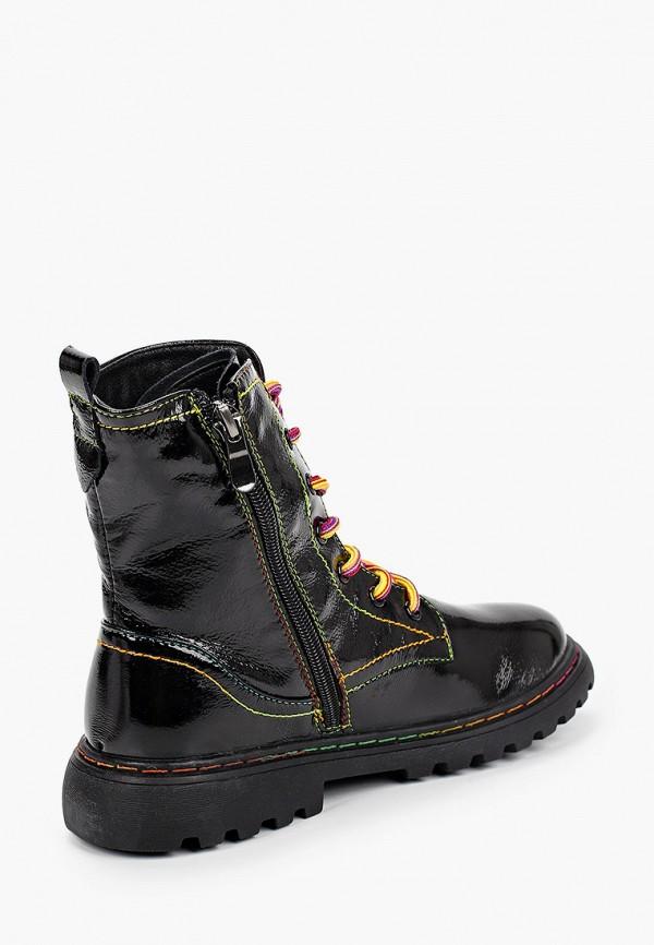 Ботинки для девочки Капитошка цвет черный  Фото 3