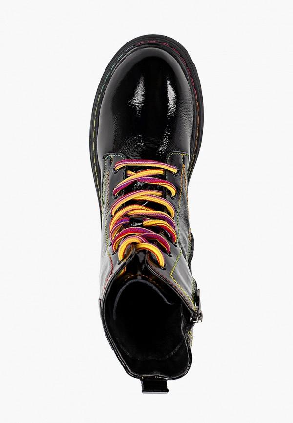 Ботинки для девочки Капитошка цвет черный  Фото 4