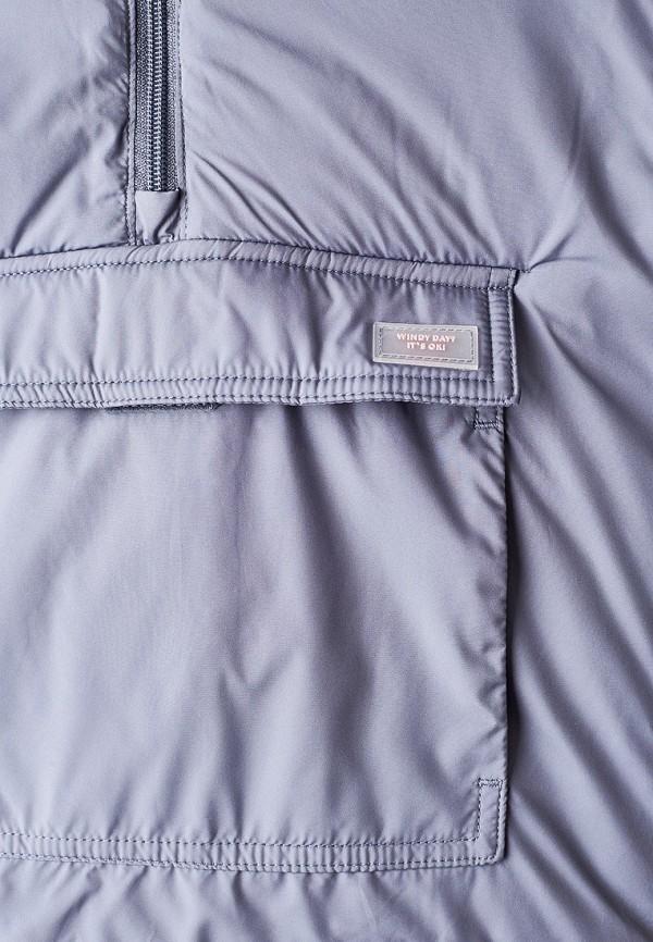 Куртка для девочки утепленная Sela цвет серый  Фото 3