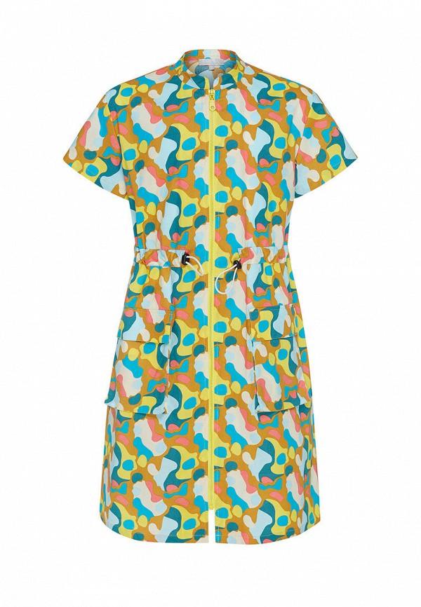 Платье Smena разноцветного цвета