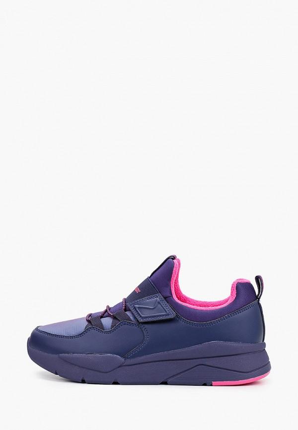 Кроссовки для девочки Demix цвет фиолетовый