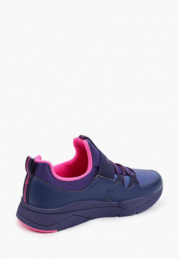 Кроссовки для девочки Demix цвет фиолетовый  Фото 3