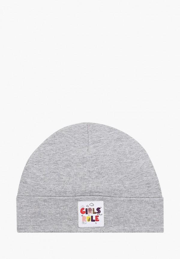 шапка ardi's для девочки, серая
