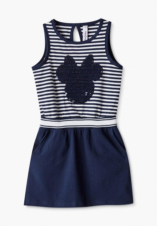 Платья для девочки PlayToday цвет синий
