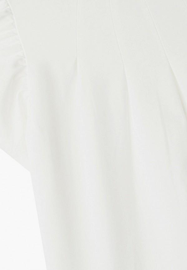 Блуза Letty цвет белый  Фото 3