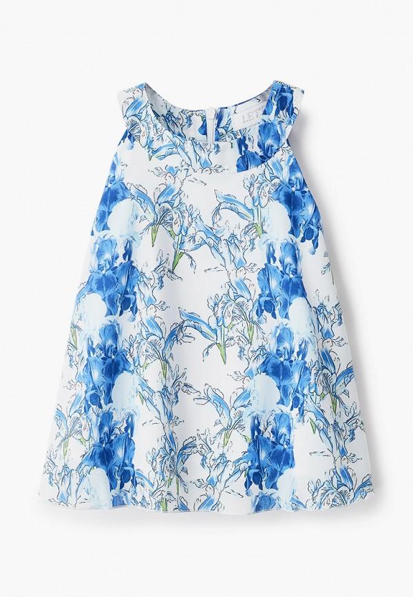 Блуза Letty цвет голубой