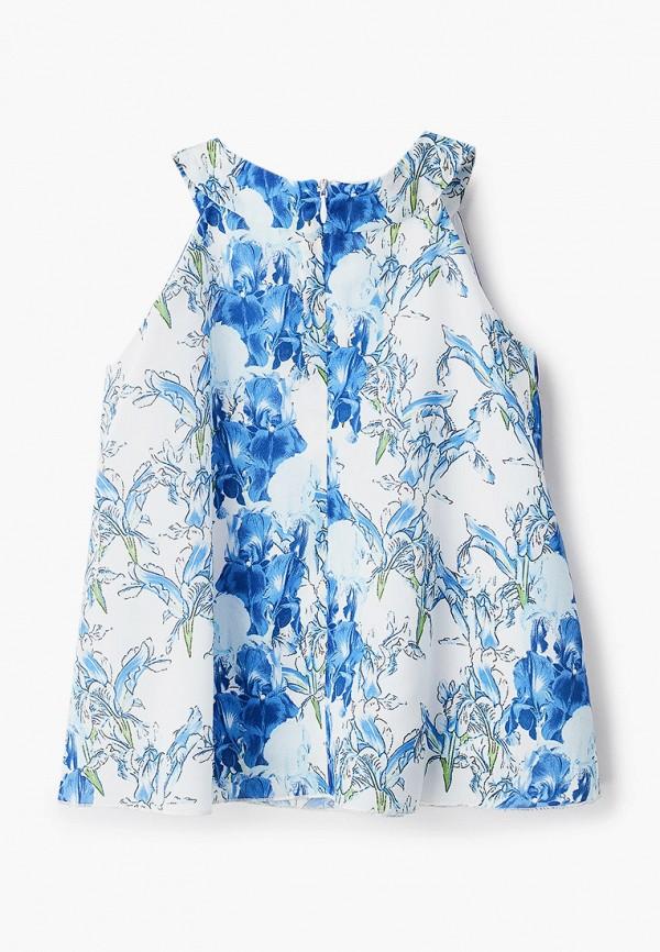 Блуза Letty цвет голубой  Фото 2