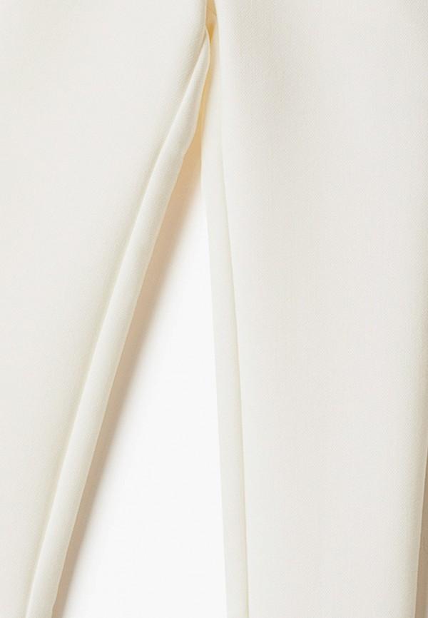 Брюки для девочки Letty цвет белый  Фото 3