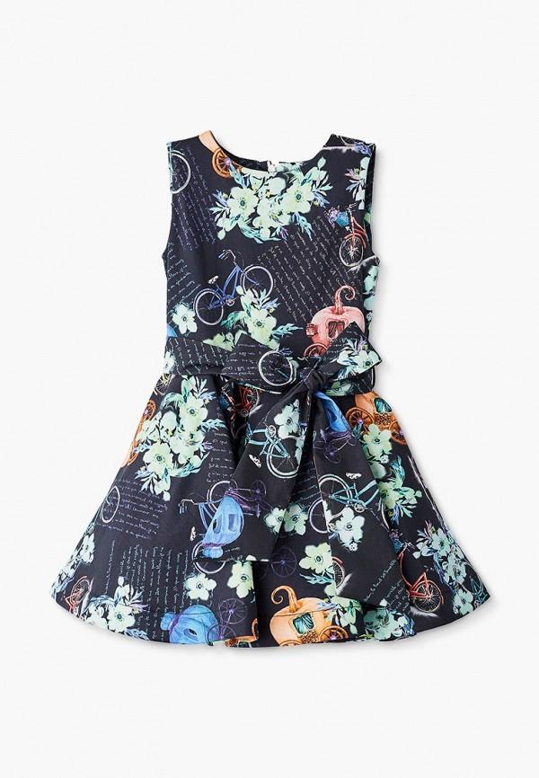 Платья для девочки Letty цвет черный