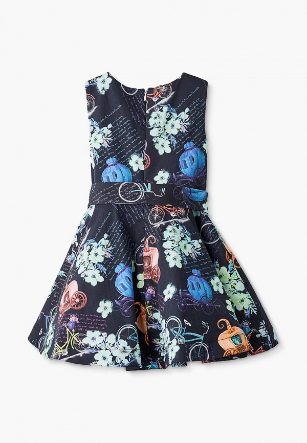Платья для девочки Letty цвет черный  Фото 2