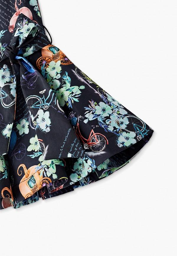 Платья для девочки Letty цвет черный  Фото 3