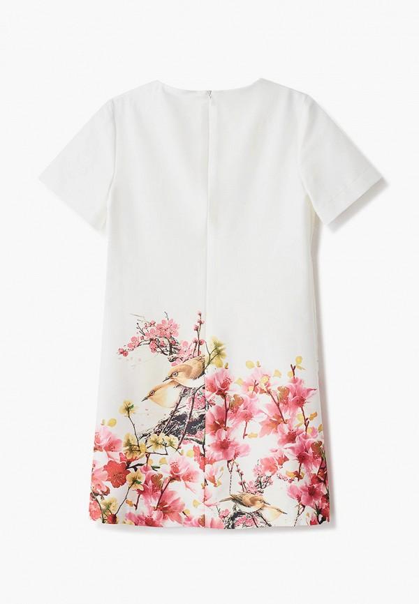 Платья для девочки Letty цвет белый  Фото 2