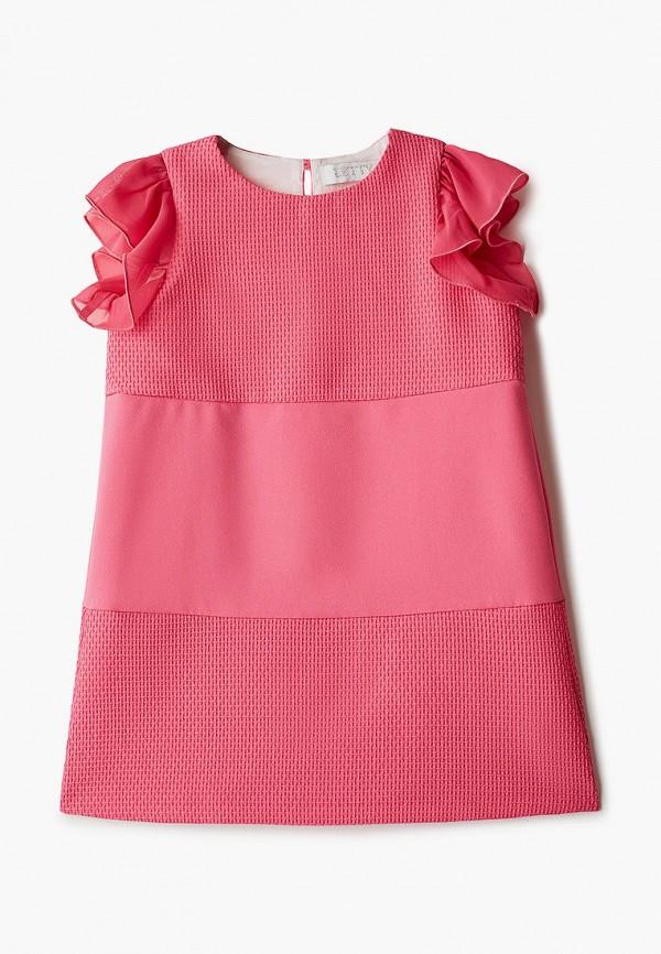 Платья для девочки Letty цвет розовый