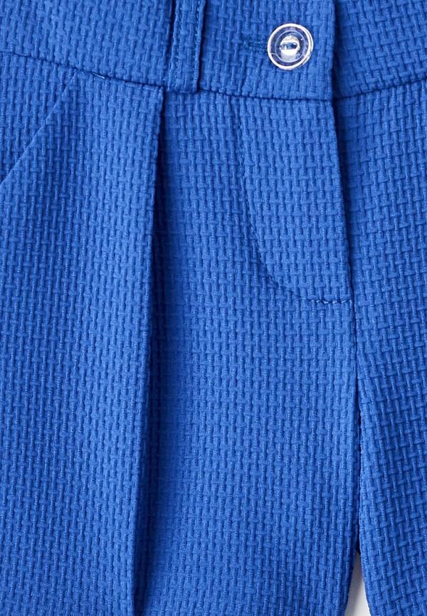 Шорты для девочки Letty цвет синий  Фото 3