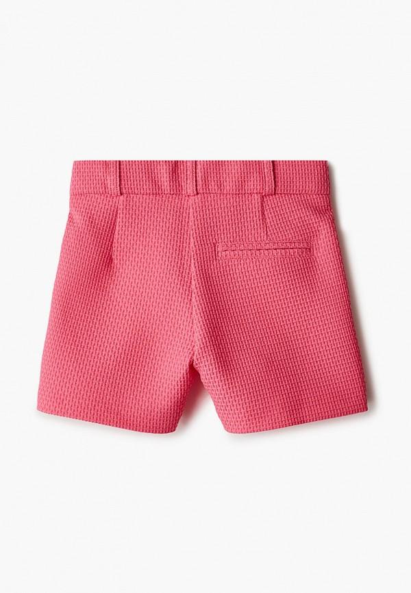 Шорты для девочки Letty цвет розовый  Фото 2