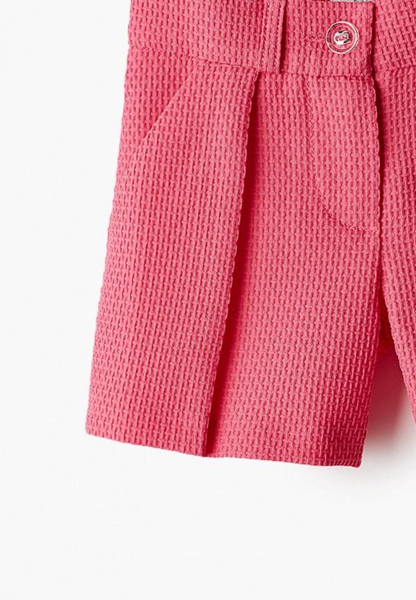 Шорты для девочки Letty цвет розовый  Фото 3