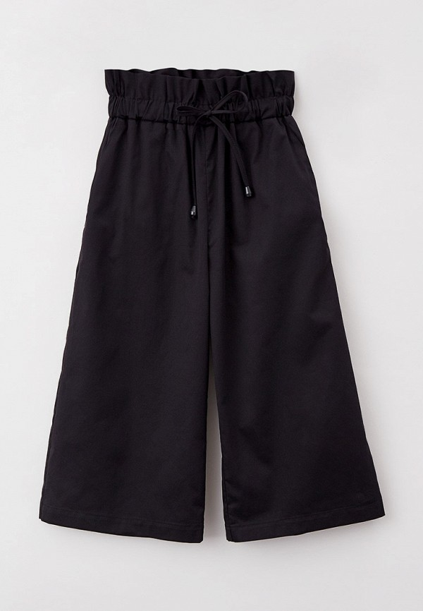 брюки smena для девочки, черные
