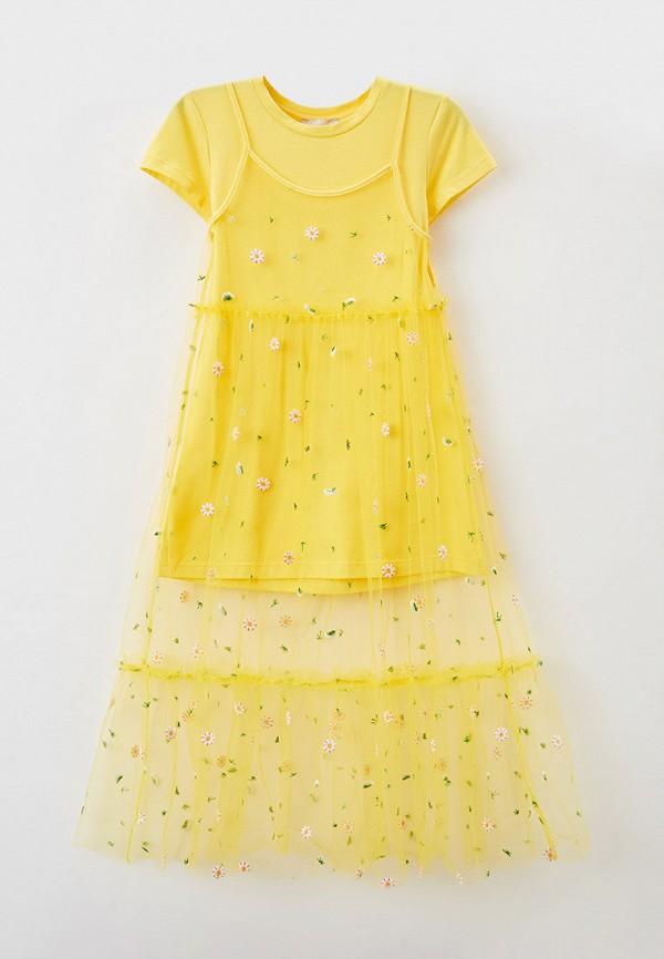 Платья 2 шт. Smena цвет желтый