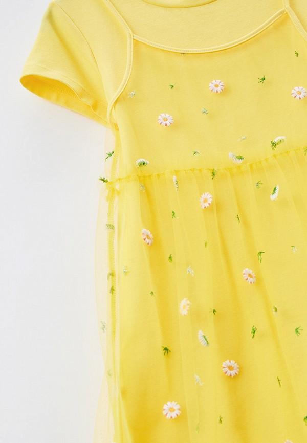 Платья 2 шт. Smena цвет желтый  Фото 3