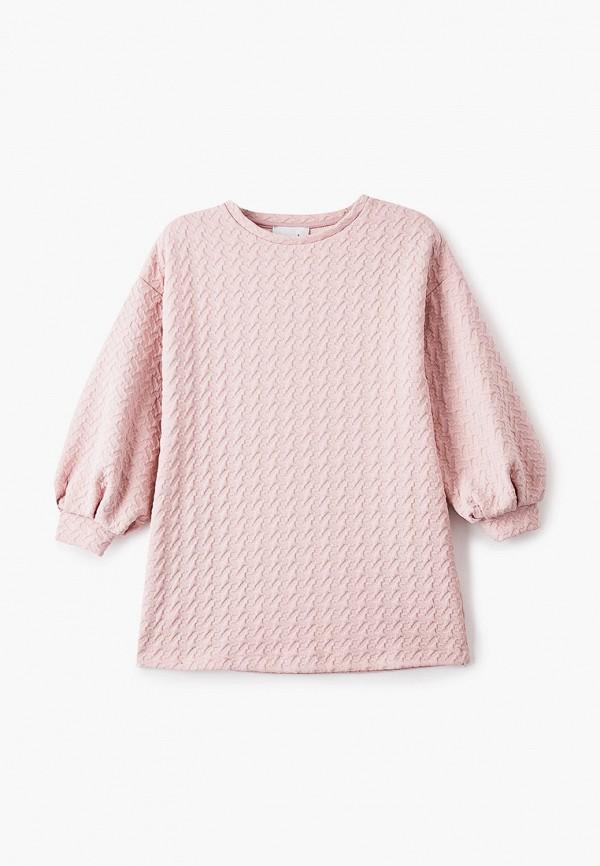 Платья для девочки Smena цвет розовый