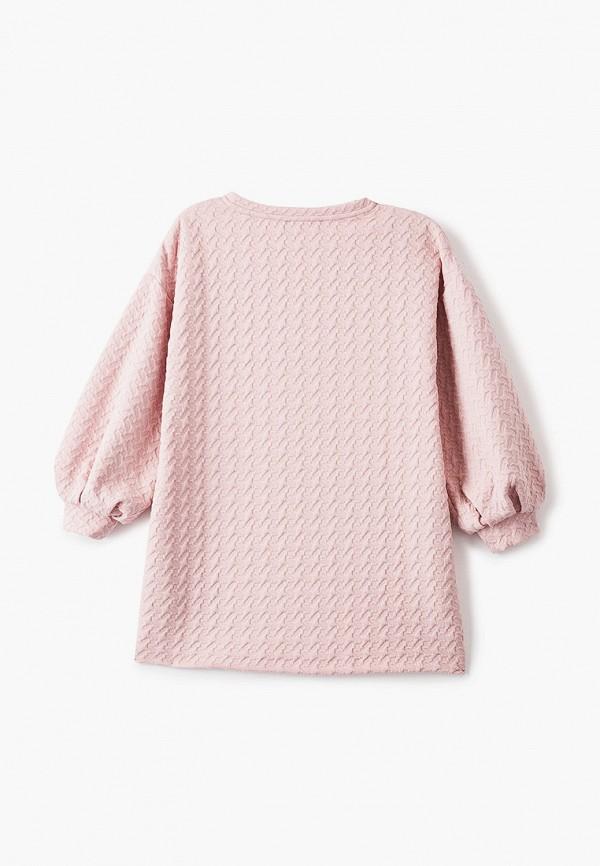 Платья для девочки Smena цвет розовый  Фото 2