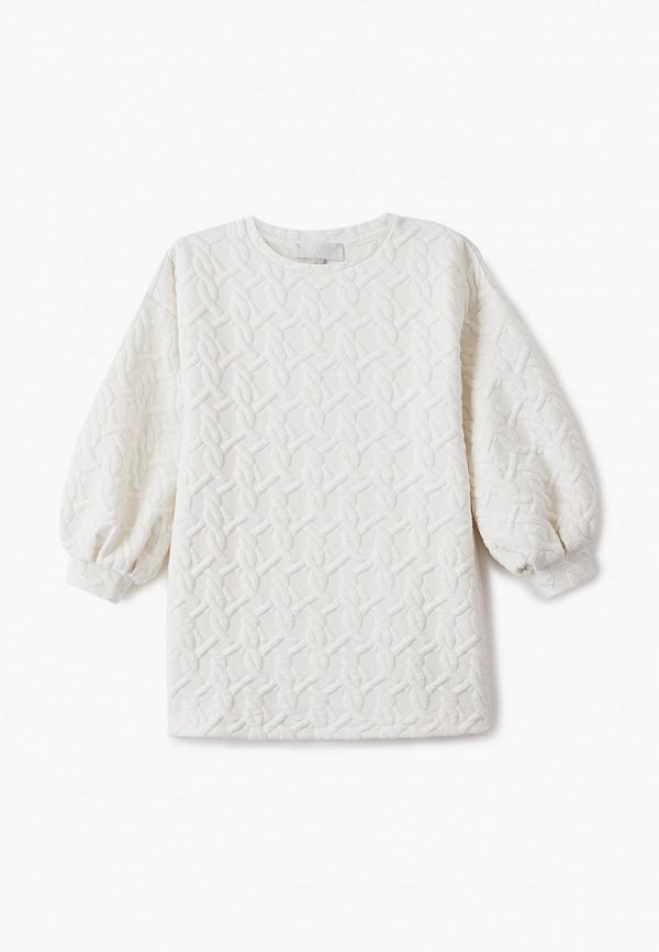 Платья для девочки Smena цвет белый